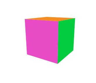 [WebGL] Desarrollando un Cubo con Three.js